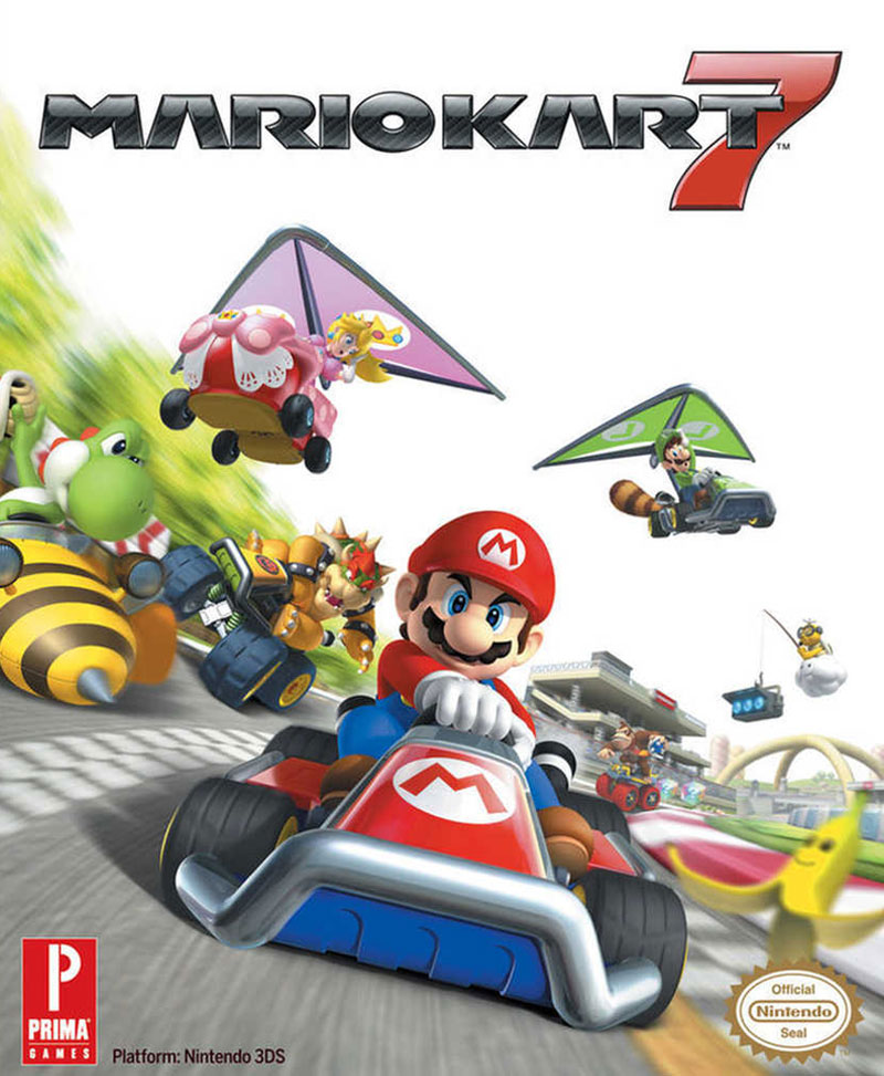 mario kart 7 gamechanger