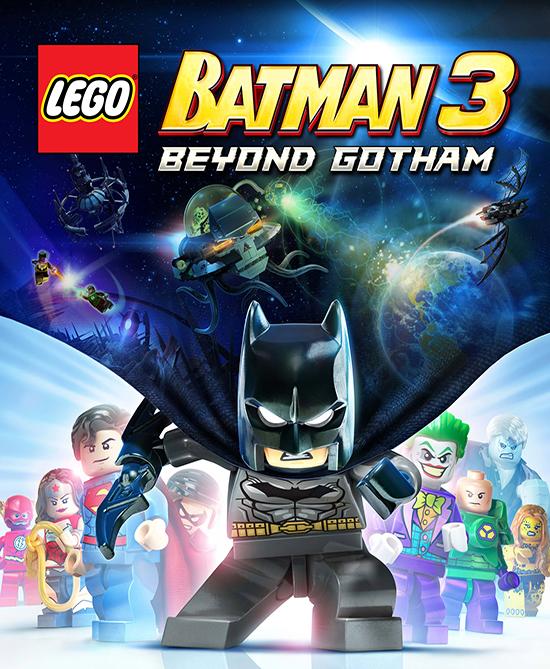 Lego Batman 3:Beyond Gotham - Gamechanger