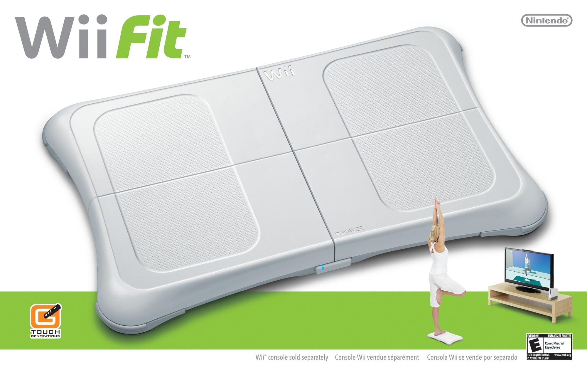 Nintendo WII Fit Plus + Balance Board - Gamechanger