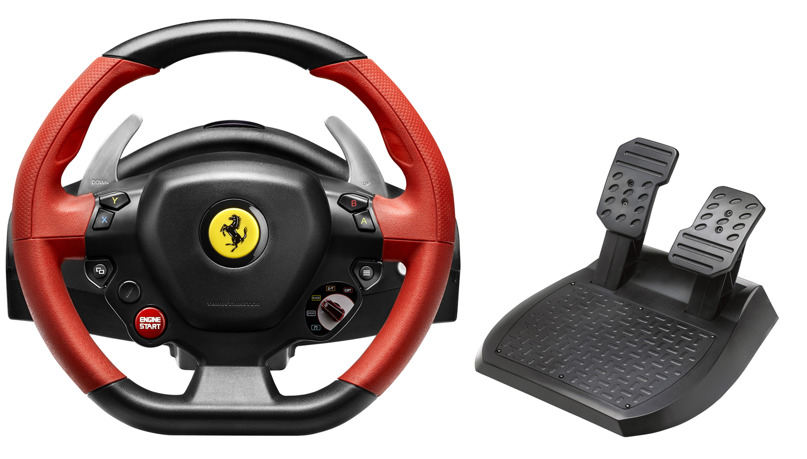 Thrustmaster 458 Spider Racing Wheel Gamechanger