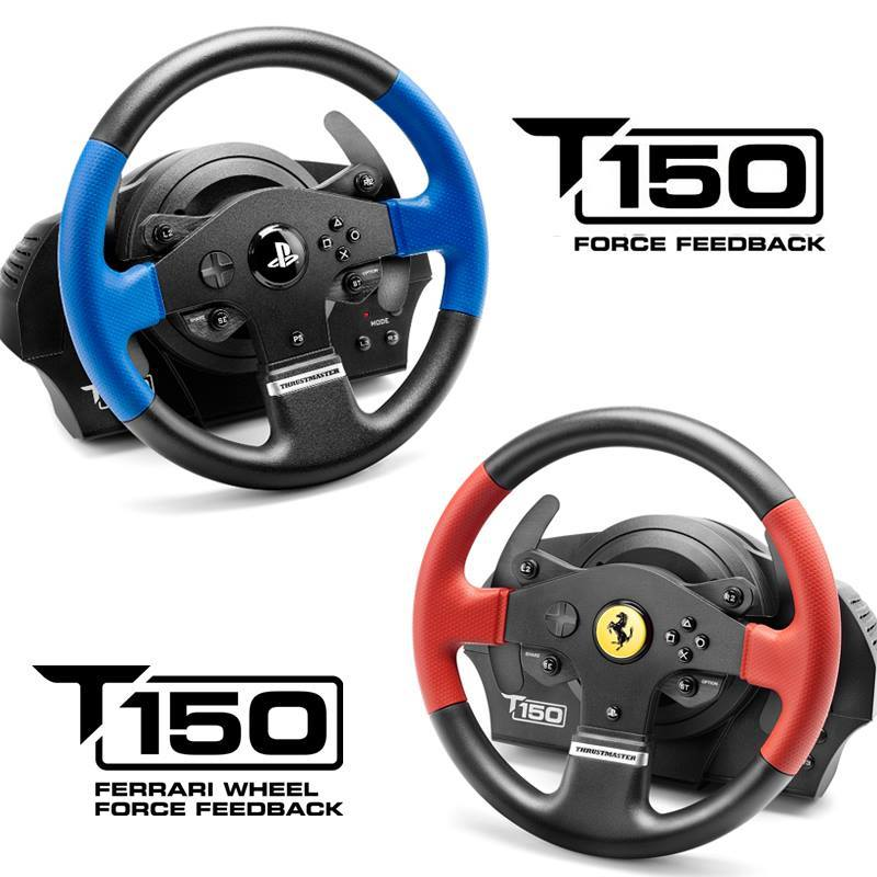 Thrustmaster T150 Wheel - Gamechanger
