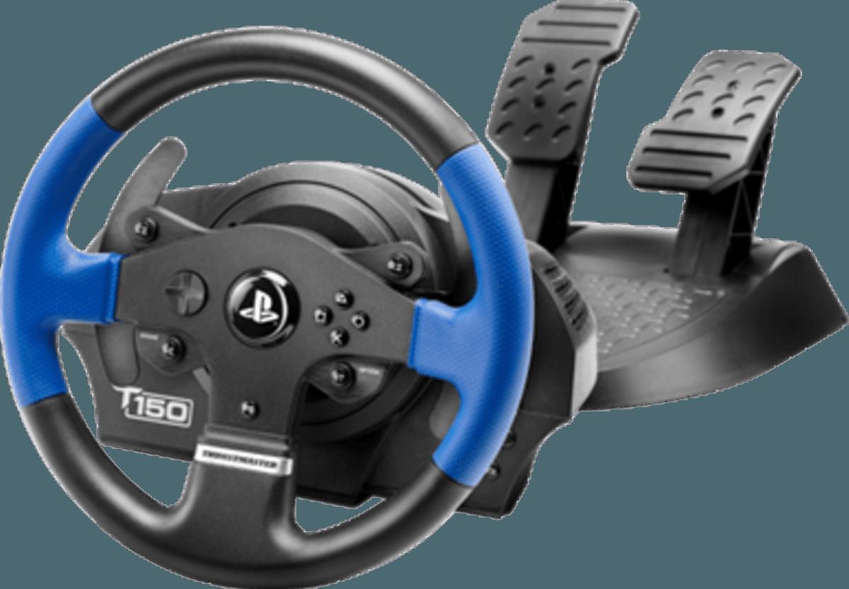 Thrustmaster T150 Wheel Gamechanger