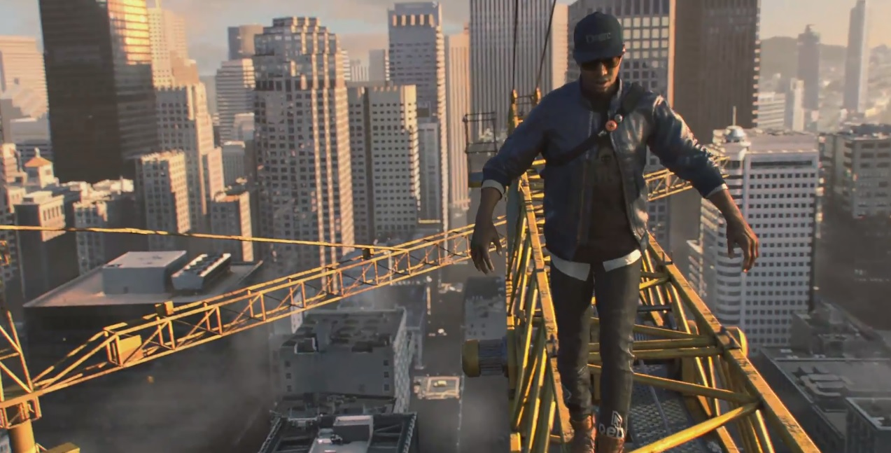 Watch Dogs  Pc By Rg Mechanics