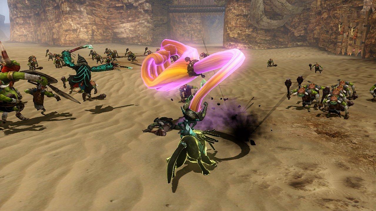 Hyrule Warriors Legends Gamechanger