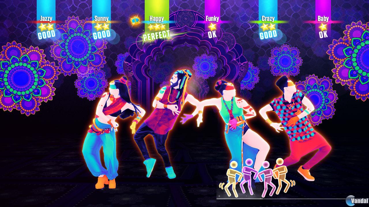 Just Dance 2017 Gamechanger