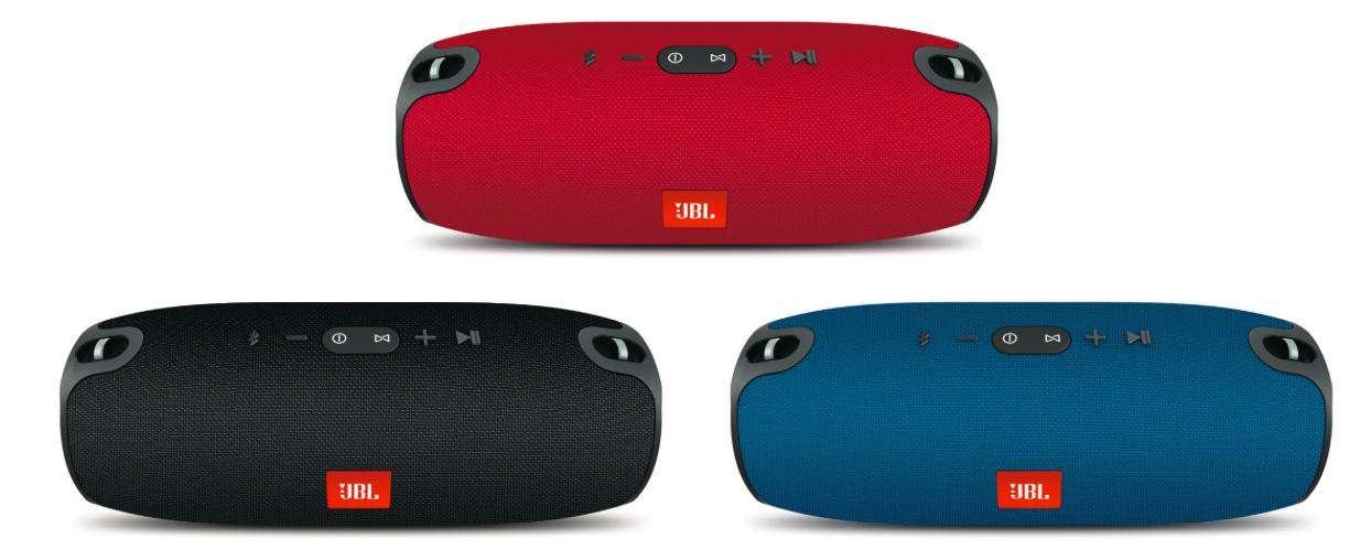 JBL Xtreme Portable Speaker - Gamechanger