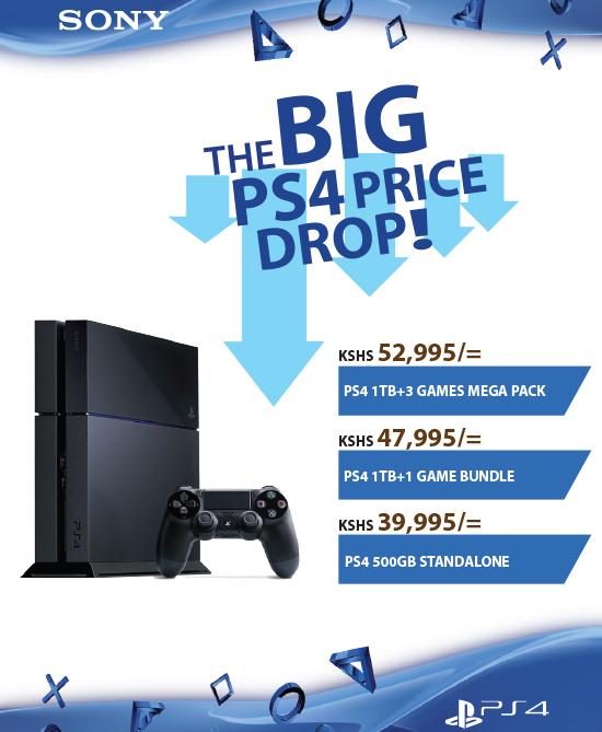 The BIG PS4 Price Drop - Gamechanger