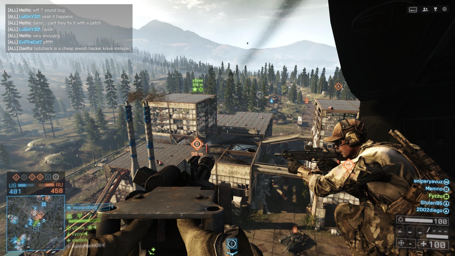 Battlefield 4 Gamechanger