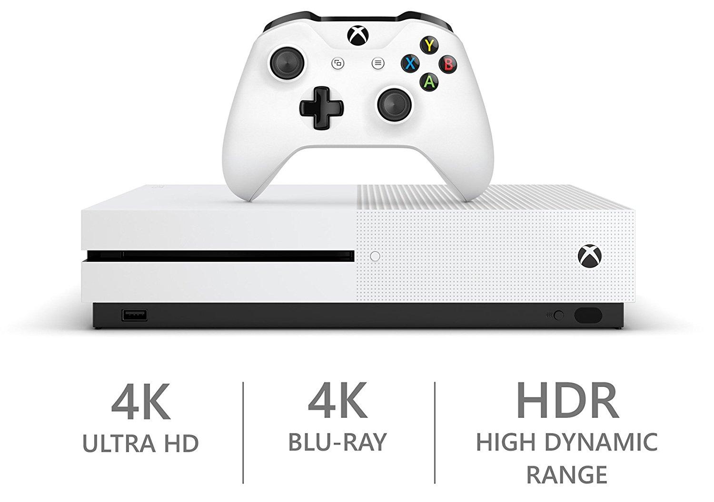 Xbox One S Console 500gb Minecraft Bundle Gamechanger