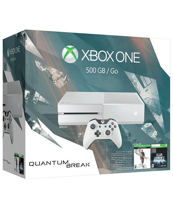 Book Cover White Xbox One : Gb xbox one white quantum break gamechanger