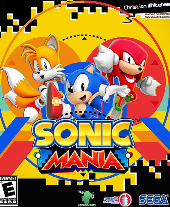 Sonic Mania - Gamechan...