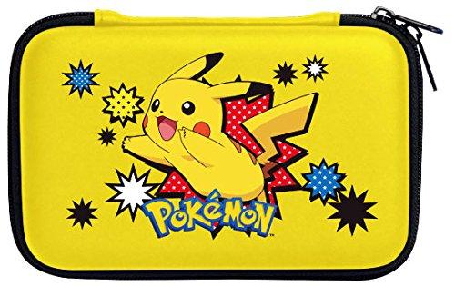 Nintendo 3ds xl pikachu hard case gamechanger for 3ds xl pikachu achat