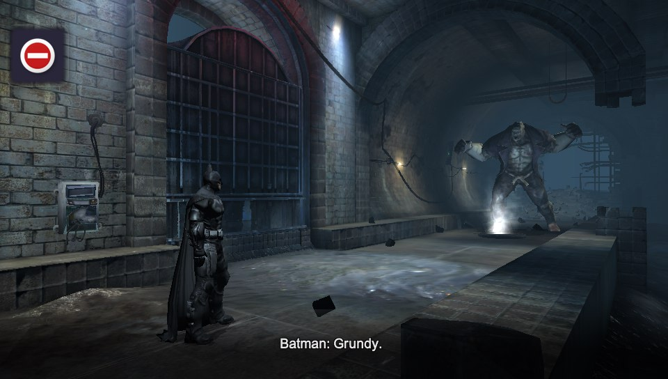Batman Arkham Origins Blackgate - Gamechanger