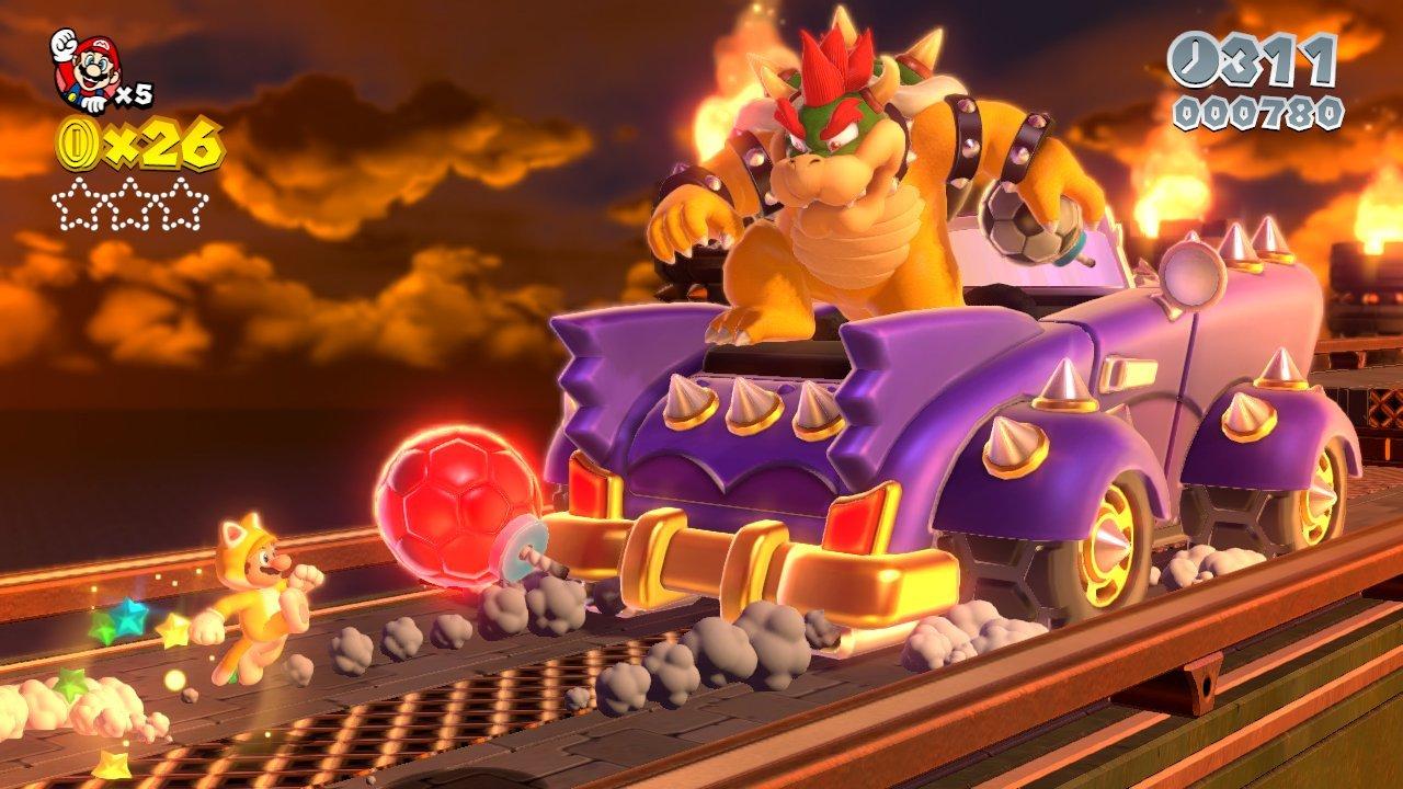 Super Mario 3D World - Gamechanger