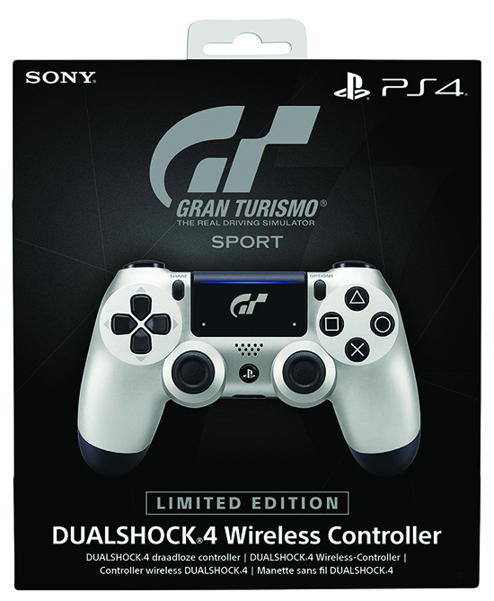 Gran Turismo Sport Limited Edition PS4 Controller