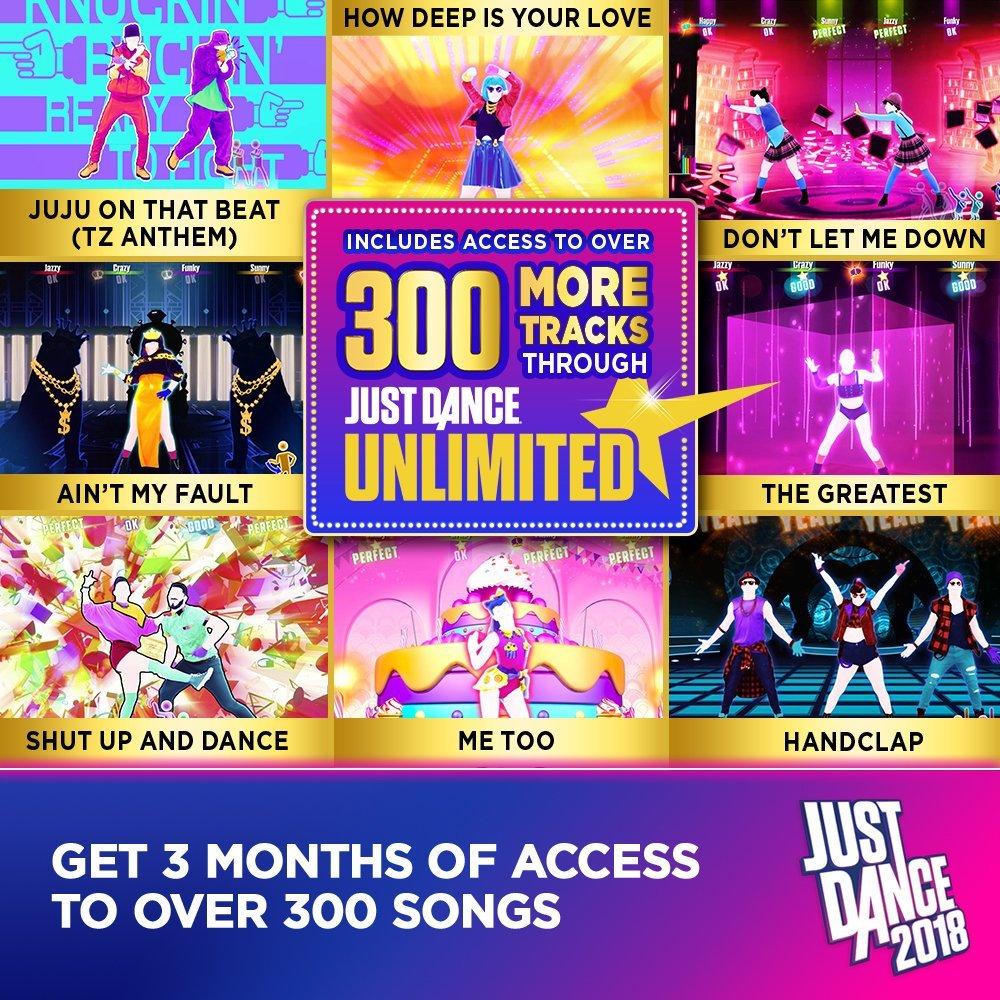 Just Dance 2018 - Gamechanger