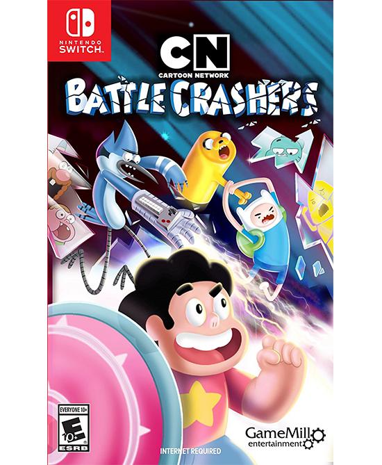 Cartoon Network Battle Crashers Gamechanger