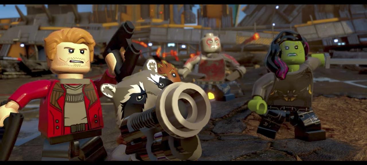 LEGO Marvel Super Heroes 2 - Gamechanger