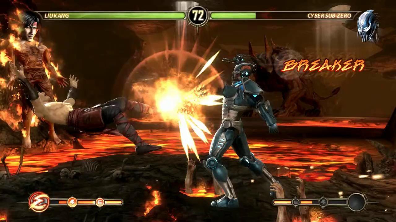 Mortal kombat komplete edition new characters : Skinny capris