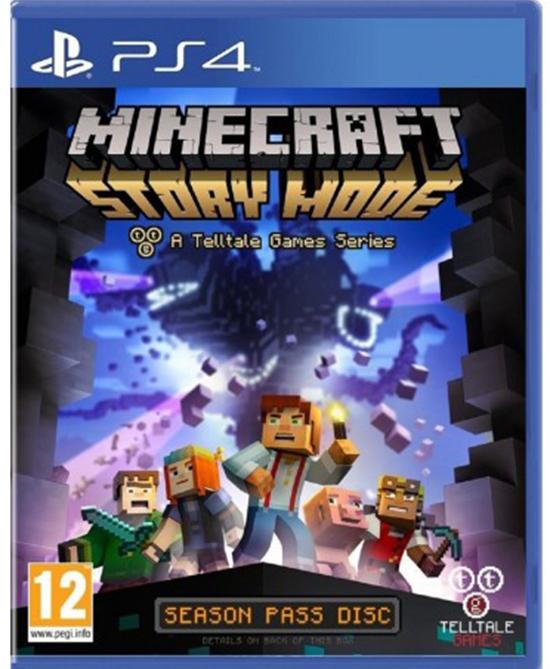 minecraft story mode the complete adventure gamechanger