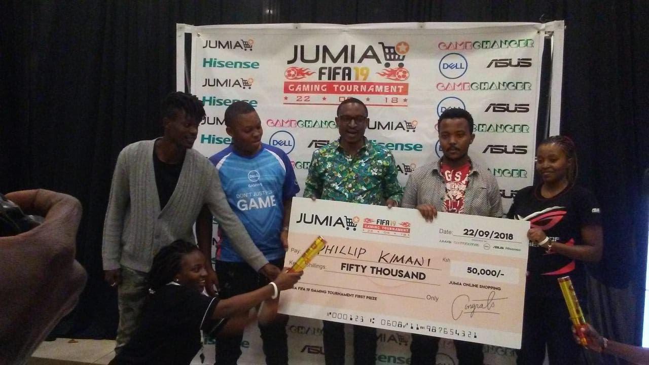 JUMIA FIFA 19 TOURNAMENT - Gamechanger