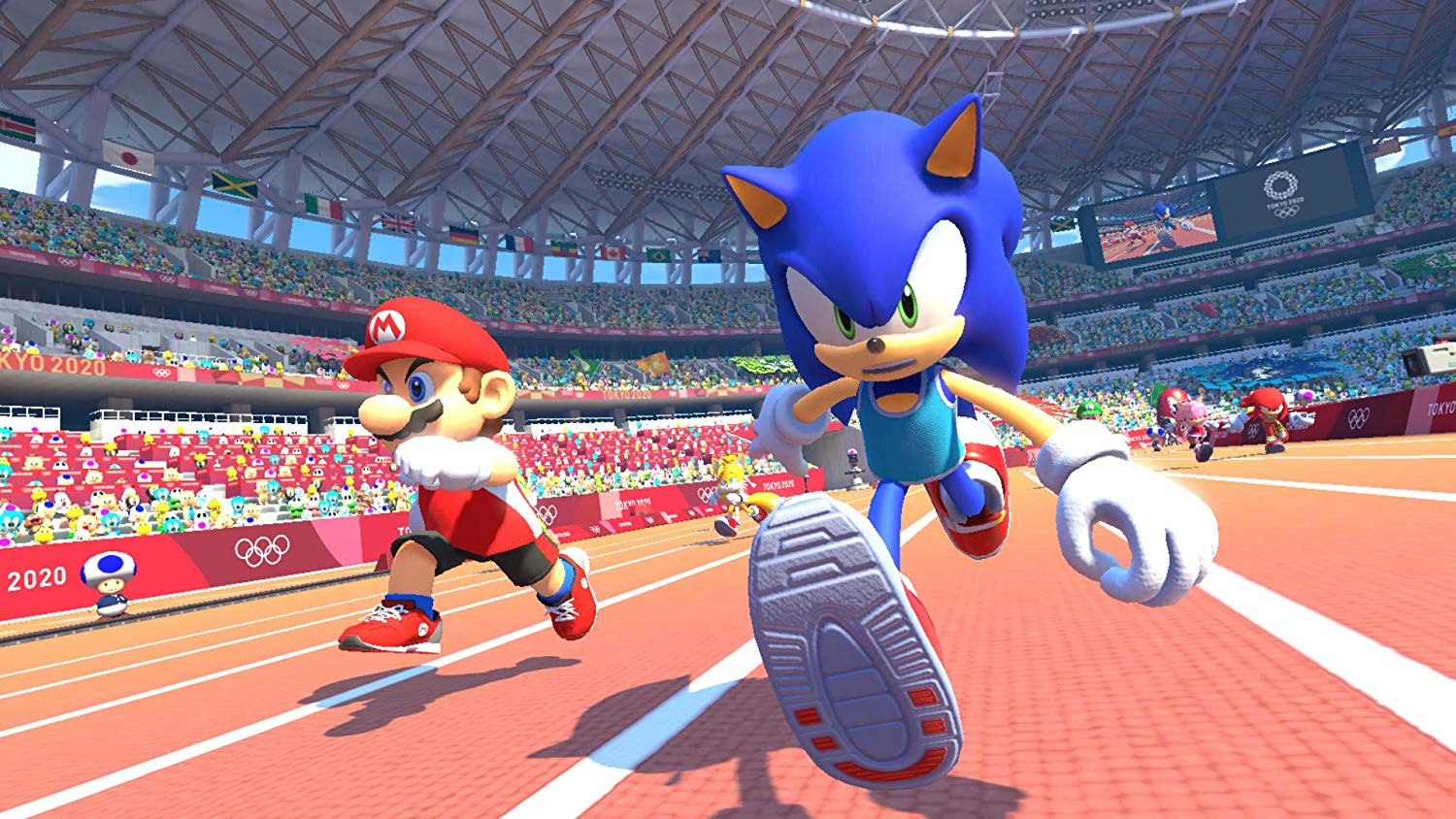 Mario & Sonic at the Olympic Games: Tokyo 2020 - Gamechanger