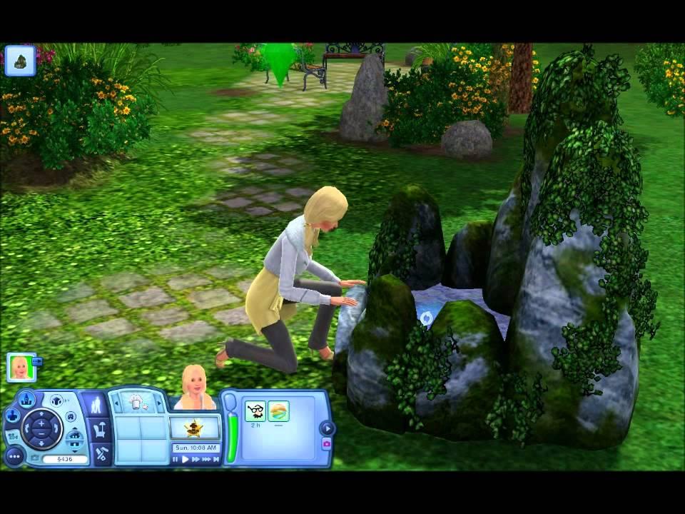 Sims 3 Hidden Springs Pack Gamechanger