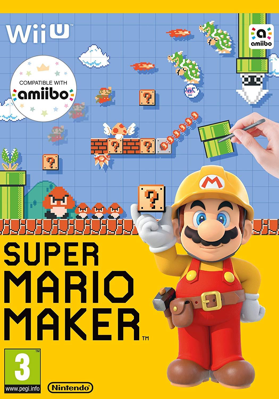 super mario makerartbook  gamechanger