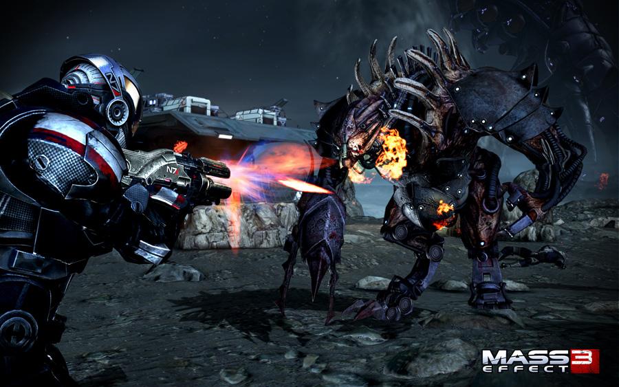 Resultado de imagen para Mass Effect 3