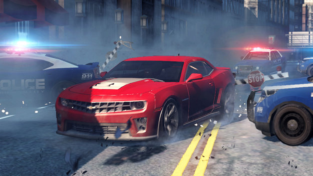 Need for Speed: Most Wanted - Gamechanger